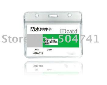 Exhibition Card holder ID Card holder badge holder Soft PVC High-class Quatity Waterproof Brand New 021/022