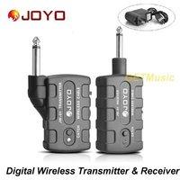 Free Shipping Joyo Digital Bass Guitar Wireless System Transmitter Receiver JW-01