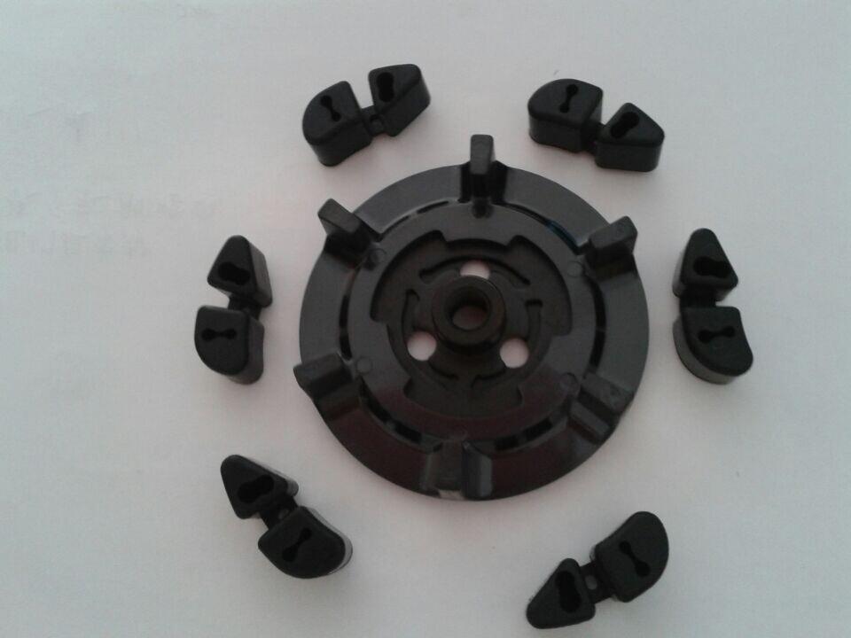 auto ac compress  clutch hub