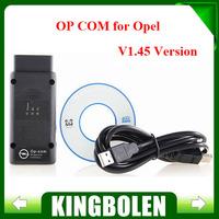 2014 Free Shipping V1.45 Latest Version OBD2 Op-com / Op Com / Opcom 3 Years Warranty