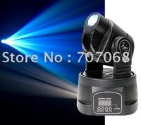 15W Mini LED moving head DJ light for family party