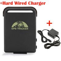 2011 Upgrade TK102 Car GPS Tracker GPS Tracking Device Real Time GSM/GPRS Mini Global GPS Tracker Free Shipping