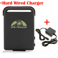 2011 Upgrade TK102 Car GPS Tracker GPS Tracking Device Real Time GSM/GPRS Mini Global GPS Tracker Free Shipping