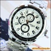 Free shipping, precision dial fashion business watch, wrist quartz analog watch, quartz watch