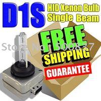 free shipping hid CAR LIGHT project lens bulb D1S hid xenon bulbs car lamp 35w normal colour