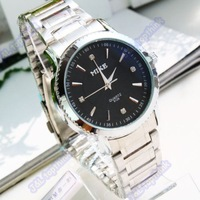Men's dazzle cruel fashion business waterproof watch, quartz analog watch, FREE SHIPPING