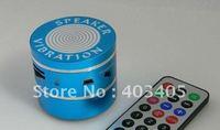2011 New arrival vibration speaker Dancer 5W/10W ,Dwarf 360 Omni-Directional Vibration ,