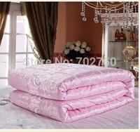 Free Shipping   silk blanket  big promotion