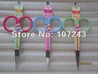 Free Shipping & Promotion--cosmetic scissors,manicure tools,professional scissors,beauty scissors in rabbit design,20 pcs/pack