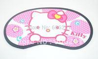 Relaxation Hello Kitty Blindfold  Eye Mask/Eyepatch,Cartoon Sleeping mask