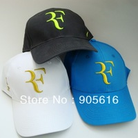 2013 the latest  Roger Federer RF Hybrid Hat/tennis cap/tennis hat/tennis racket/tennis racquet