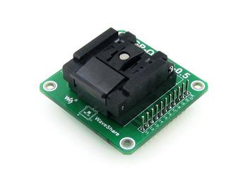 QFN20 MLF20 MLP20 QFN IC Programming Adapter Enplas QFN-20BT-0.5-01 0.5mm Pitch Free Shipping