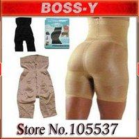 Free Shipping As Seen On TV Wholesale Beige and black Slim n lift/Slim Pants Body Shaper