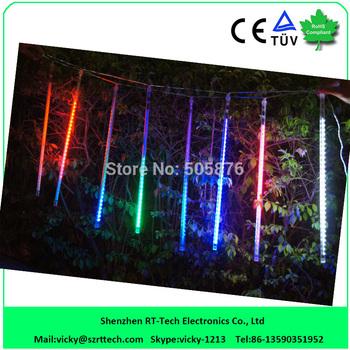 Free Shipping 30cm Meteor light/Christmas led light