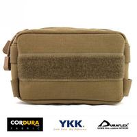 Rogisi 10P14 Cordura MOLLE Handbag  Top Military Equipment Army Bag (Black Coyote Brown/ACU Digital Camo)/Khaki