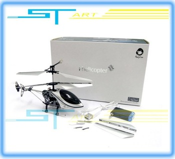 Supernova Sales Hot Sale - Free Shipping 777-170 Iphone control helicopter  with Gyro 3.5Ch  mini rc i-helicopter 2013