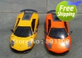 Free Shipping rastar 1:24 radio remote control cars for Lamborghini LP670-4 1/24 20cm rc car orange & yellow 39000