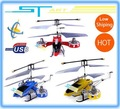 Promotion 15% off - QS8007 Avatar 8 Inch 4ch 3D Gyro LED 4 channel RC Helicopter RTF ready to fly remote control QS 8007