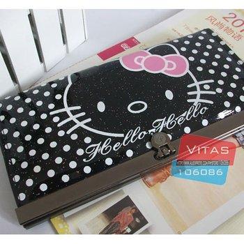 Hotsale+Hello Kitty wallet/Cartoon wallet/Gift purse/Lovely/Free shipping