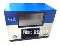 Moving nail salon Nail printer, simple cheap nail printer,Diy nail art,10 inches touch screen