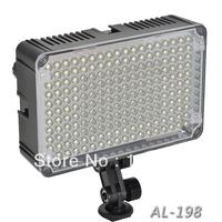 Aputure Amaran Led Panel LED Video Light  AL-198 for DSLR Cameras Freeshipping