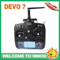 Walkera  transmitter 24Ghz  DEVO 7  remote control
