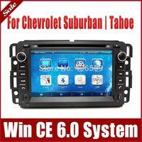 "7"" Head Unit Car DVD Player for Chevrolet / Chevy Tahoe Suburban w/ GPS Navigation Radio Bluetooth TV USB 3G AUX Audio Navigator"