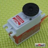 Titanium gear coreless torque13kg.cm rc digital servo