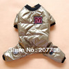 pet dog tracksuit,dog clothes,hot sale 2012 winter! free shipping!