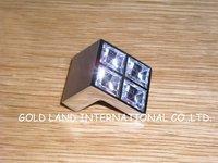 25mmx25mm Free shipping zinc alloy kitchen handle /drawer handles