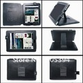 free shipping PU Leather Skin Case Pouch/Bag for iPad Laptop Notebook#8066