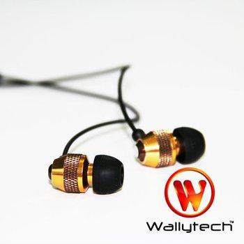 Wallytech Free shipping Colorfull For iPod Earphone mp3 Metal earphone Best Selling (WEA-081 )
