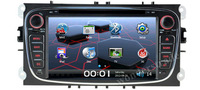 "7"" Car DVD GPS navigation for Ford S-max / C-max  / Transit / Fiesta / Galaxy / Kuga / Focus / Mondeo +3G internet"