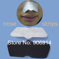 Free Shipping 100pcs/lot Magic blackhead removal nose strips,nose Mask,nasal strips,nasal mask,deeply pore cleaning