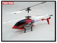 New! M5 4ch Gyro Metal Frame Mini  Remote Radio Control Helicopter