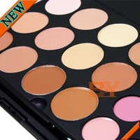 Professional Makeup 20 Color Camouflage Concealer Palette And Mixing Black Case