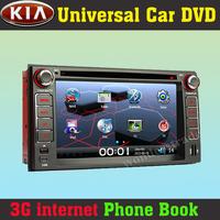 Car DVD Player  GPS KIA Spectra Carens Sorento Rondo  Optima  Magentis Lotze Picanto Rio  Sedona  Carnival Sportage 3g internet