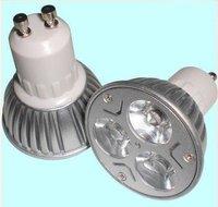 GU10(E26/E27/B22 optional) 3W led Spotlight,bulb,lamp,AC85-265V