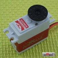 Japan import CNC Titanium gear+heat sink+coreless motor+20kg.cm digital rc servo