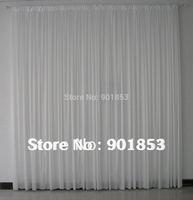 10ft*10ft (3m*3m)wedding backdrop curtain