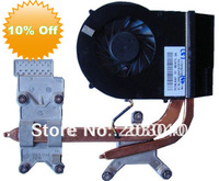original heatsink and FAN for hp dv6,dv6t,dv6-3000,dv7-4000,622032-001 637609-001 609965-001,INTEL CORE Independent