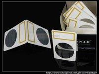 2 boxes/lot  High Quality 2*2 Cardboard coin holders PCCB-V1.2- 50pcs/box , 40mm
