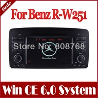 Car DVD Player GPS Navigation Navi for Mercedes Benz R W251 R280 R300 R320 R350 R500 with Radio Bluetooth TV Stereo Audio Video