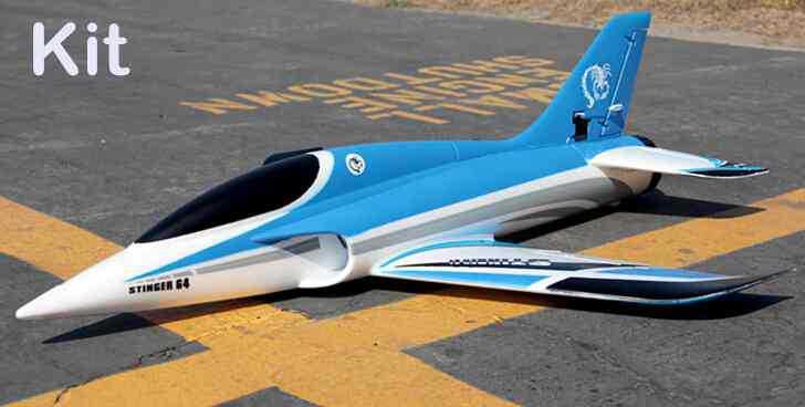 Jet Plane Sports Jet rc