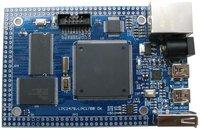 LPC2478 Development Board Ethernet USB Host/Device uClinux SDRAM NORFlash