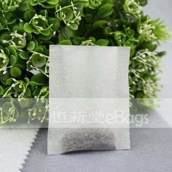 "Free Shipping! Fresh! 100pcs (L) 3.3""x4.9"" 8x12cm Empty Heat-Sealing Teabags, Flower or herbal, Filter paper bags, for teapot"