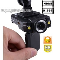 FULL HD 1080P Night Vision Portable Car Camcorder DVR Cam Recorder K2000