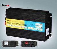 2000W DC 48VTO AC 220V Pure Sine Wave Power Inverter (4KW/4000W peak power NOT MODIFIED SINE WAVE) FREE SHIPPING