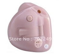 Powerful  2 Channels Digital  In the Ear HEARING AID Aids Sound Amplifier