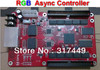 two mode full color rgb controller colors 512*128 pixel extended 2G memory c&light / ledshowt9 async full color control card
